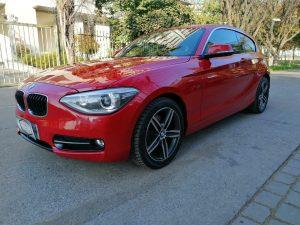 BMW 125 2015